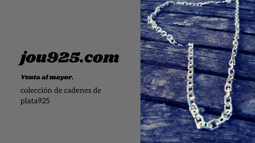 jou925.com venta al mayor de cadenas de plata